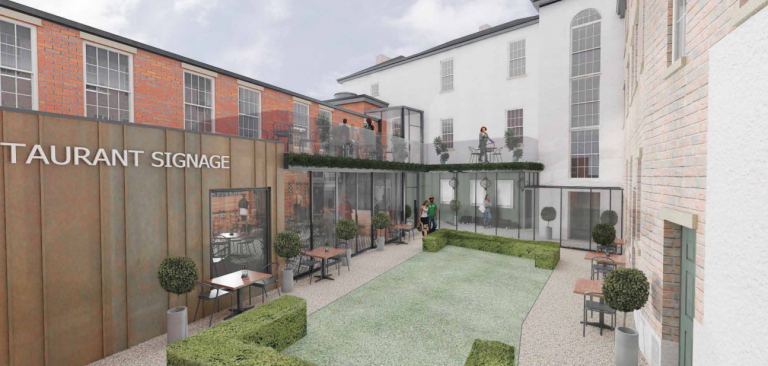 Lace Market mixed use development recommended for appoval