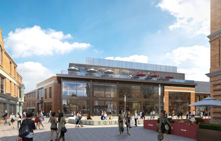 Lindum wins contract to build Everyman cinema in Lincoln's Cornhill