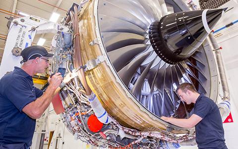 Rolls-Royce celebrates new milestone