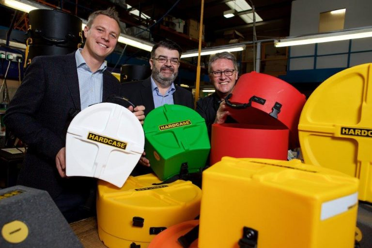 A year after an MBO, Hardcase International has driven up turnover by almost 10%