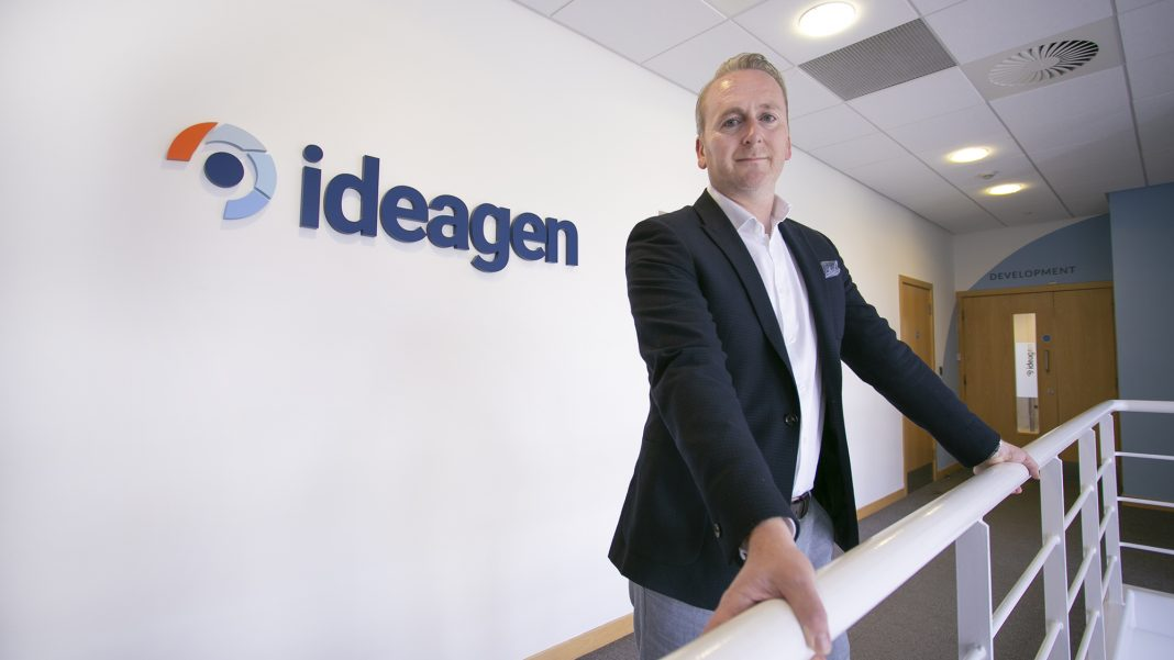 Ben Dorks, Ideagen CEO