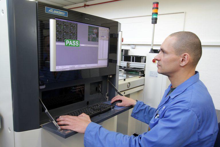 Nottingham manufacturer secures first UAE order for building sensor technology solutions