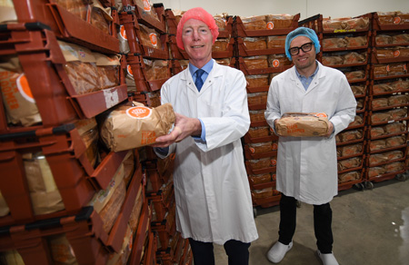 Leicestershire bakery business invests £15m to expand production