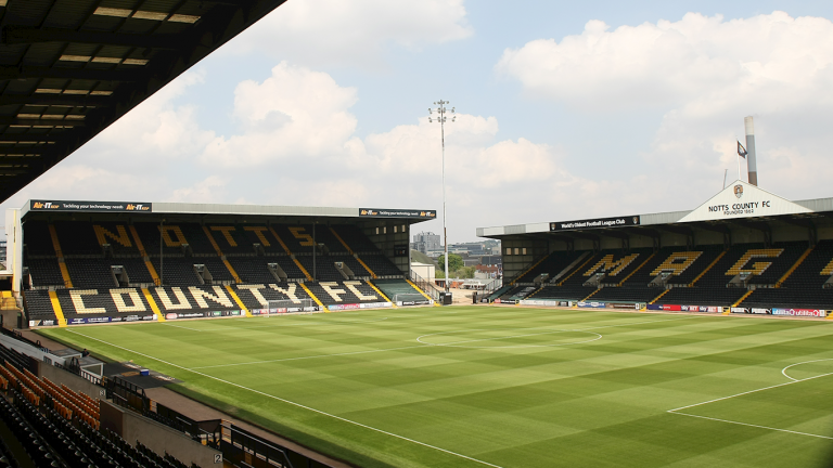 Notts County issued with winding-up petition by HMRC