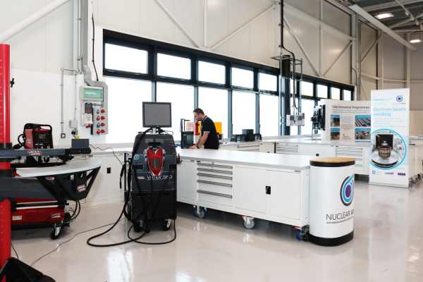 Nuclear AMRC Midlands opens in Derby to support manufacturers