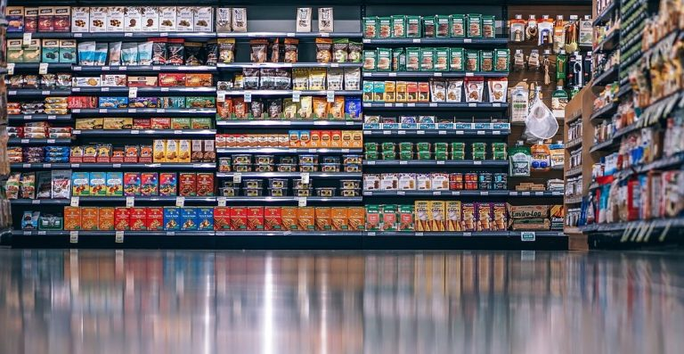 Government issues post-Brexit advice on food and drink labelling