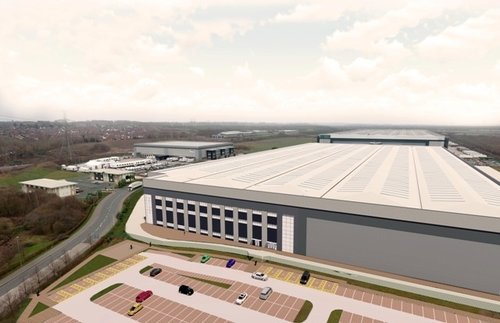European investment deal for distribution centre