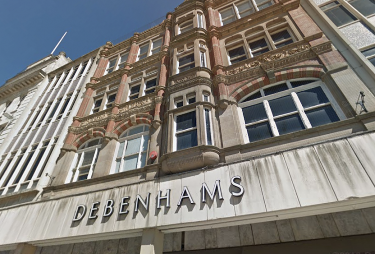 Sports Direct offers £61.4 million for Debenhams