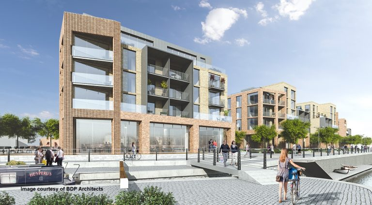Vision for new Waterside neighbourhood moves forward