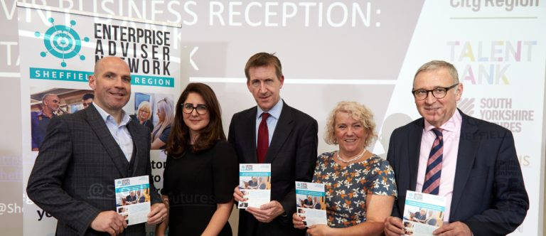 Senior business leaders and City Region LEP unite to launch talent bank