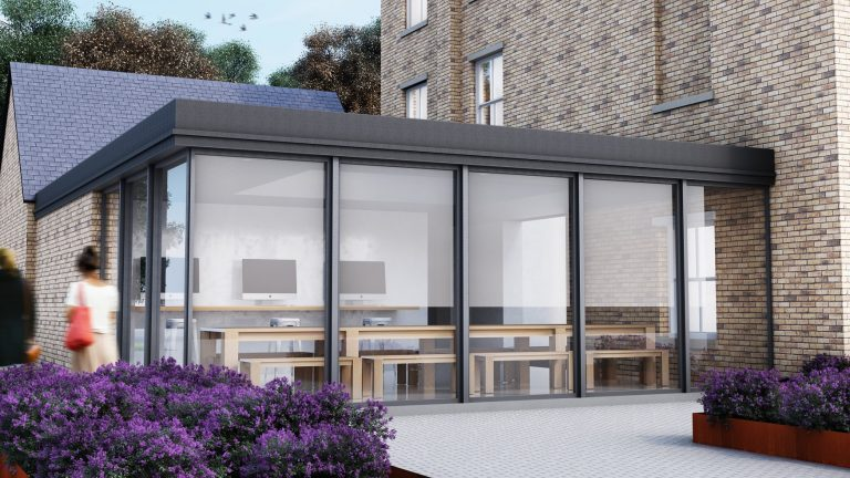 Grantham College appoints rg+p for Stonebridge House resdesign