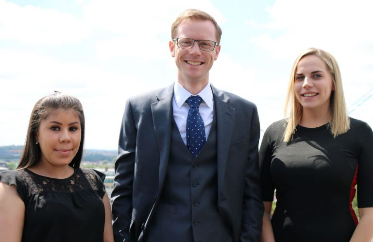 Rothera Sharp expands transport team with three appointments