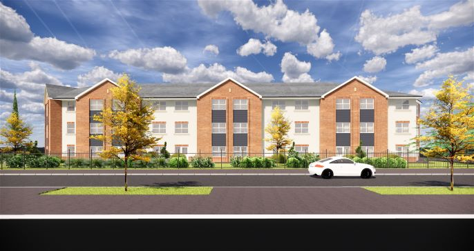 Fifty jobs created if care home given go ahead