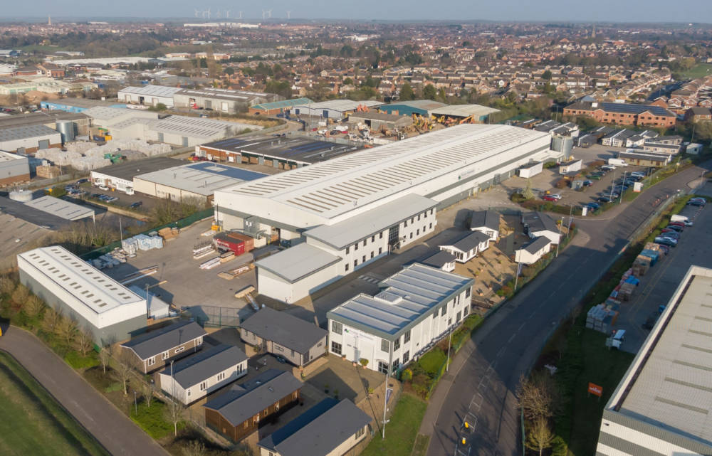 Northants warehouse switches hands in £6m deal