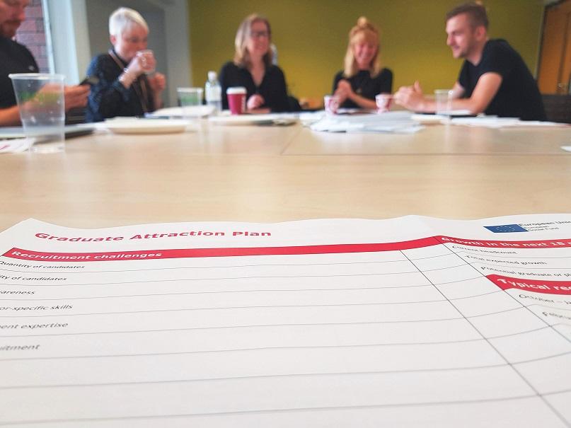 Market Intelligence: Talent in Creative - East Midlands