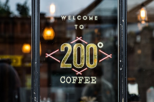 200 Degrees opens new coffee shop in Designer Outlet