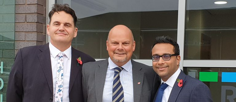 RSM hires two senior figures for Leicester office