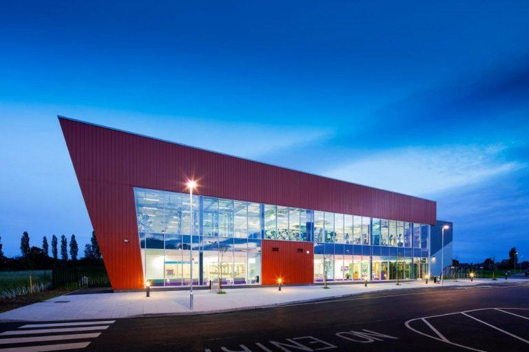 Loughborough architect contributes £125 million to the built environment