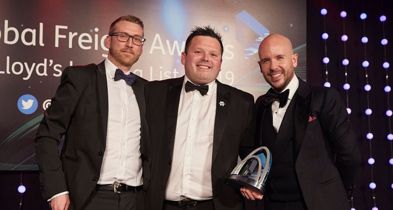 Pall-Ex scoops award for Service Innovation