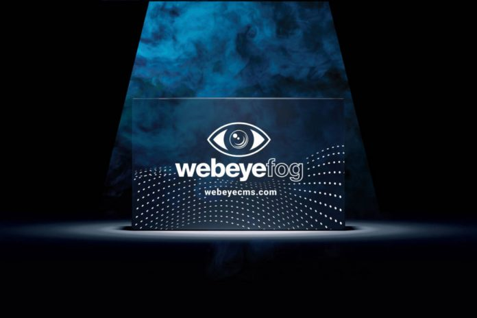 Visit Webeye's stand at security show Six 2019 next week