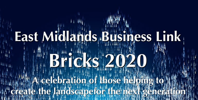 Celebrate success and forge new contacts at the 2020 East Midlands Brick Awards