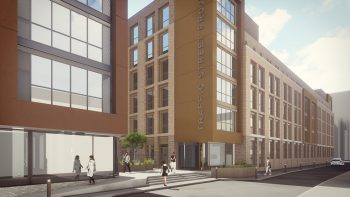 Approval recommended for 500-room student accommodation scheme