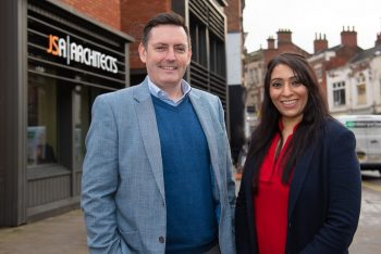 JSA Architects moves to new Derby office
