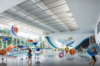 Bowmer + Kirkland appointed to build Derby's new pool and water park
