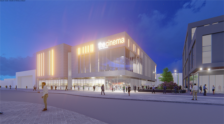 Beeston cinema development set for December completion after Coronavirus delays
