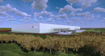 New Aldi distribution centre in Leicestershire given the green light