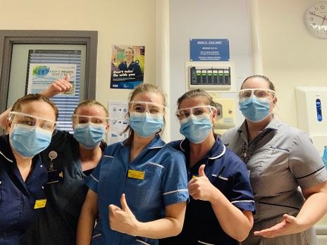 Housebuilder donates life-saving PPE to Royal Derby Hospital