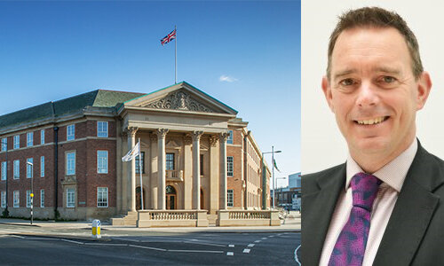 Derby City Council appoints new Chief Executive