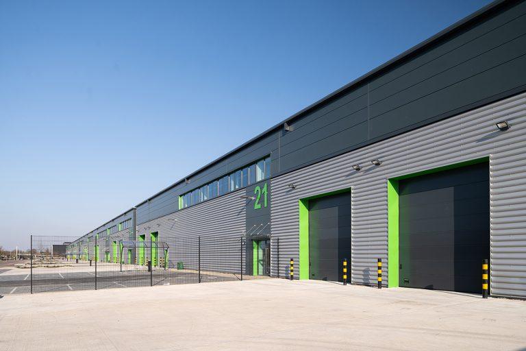 JV pre-sells a quarter of Beeston industrial development