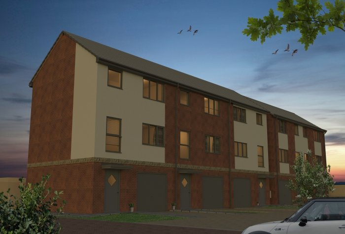 Lindum appointed to build new homes on Spalding hospital site