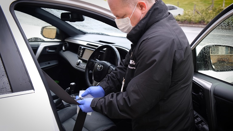 Automotive industry supplier works to become 'COVID-Secure'