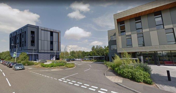 Work starts on workspace development at Leicester's Pioneer Park
