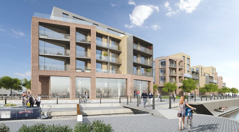 Tinkers Lock duplex apartment proposal for Trent Bridge Quays development
