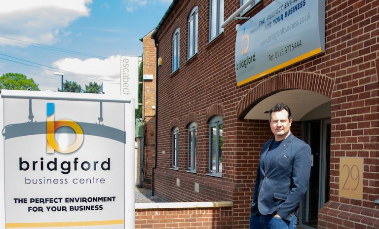 Nottingham PR agency heads south of the river with office move