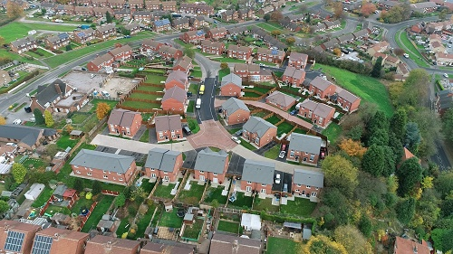 Council selects Robert Woodhead for £32m social housing building programme