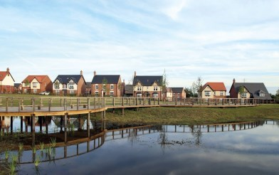 National award for 4,250-home New Lubbesthorpe development