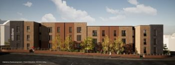 Three storey apartment building approved in Nottingham