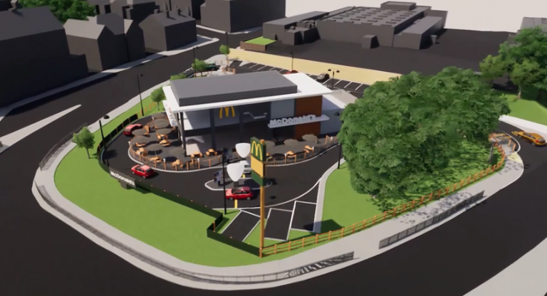 Development approved for former multi-storey car park