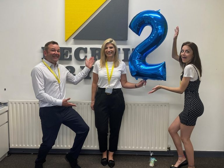 Recruit 2 You to celebrate two years in business with expansion plans on the horizon