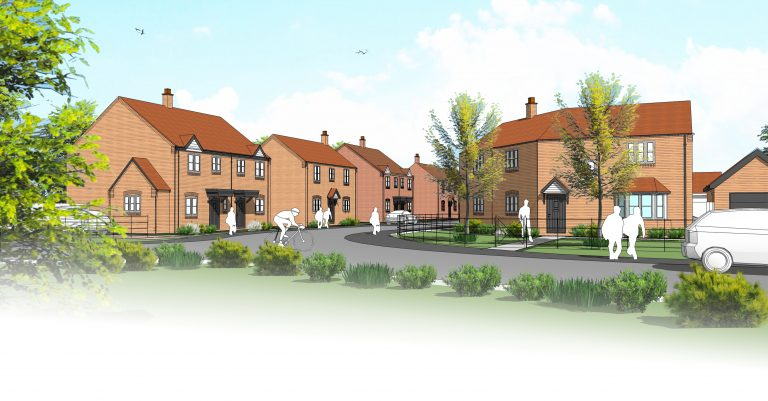 New Asfordby residential development given the green light