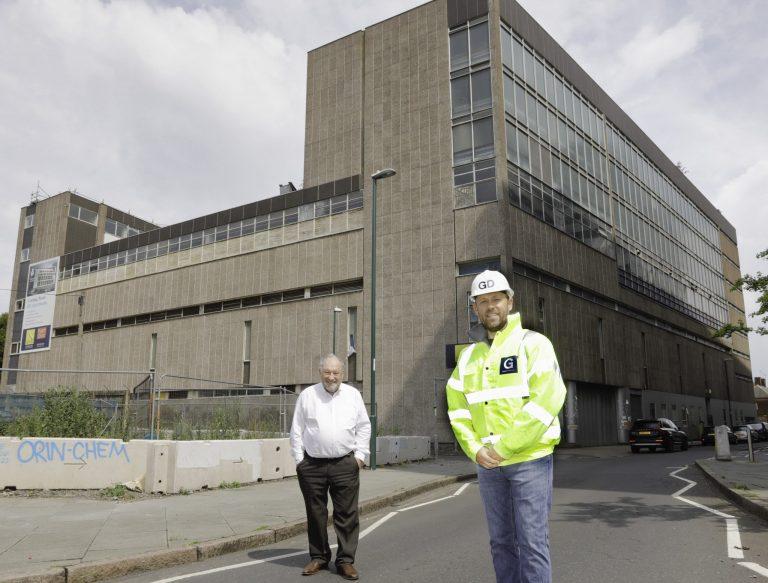 Property developer acquires Nottingham's former Royal Mail sorting office