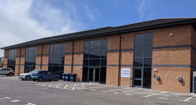 Flooring company moves into new Chesterfield HQ