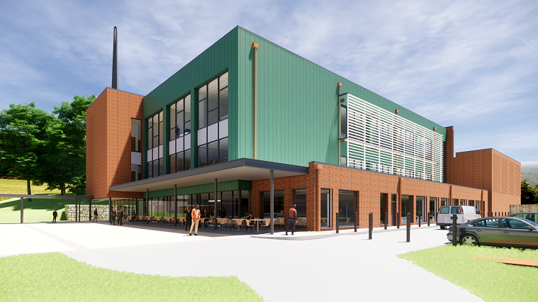 Henry Brothers appointed to build £18.5m joint Notts police and fire HQ