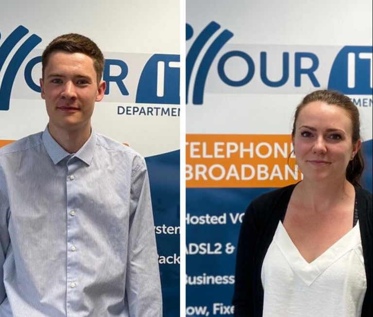 Your IT Department expands technical team