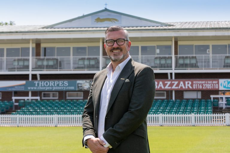 Leicestershire County Cricket Club welcomes former football director as CEO