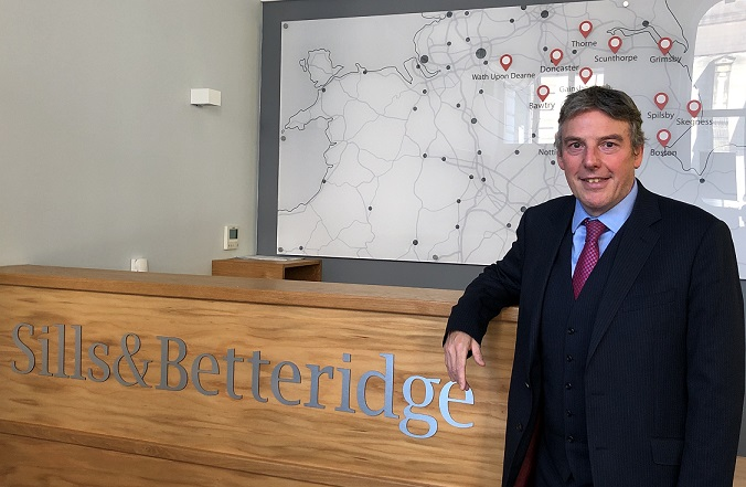 Relocation for regional law firm's Nottingham office